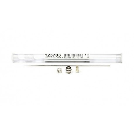 Nozzle set (0,2 mm). Harder & Steenbeck 123703