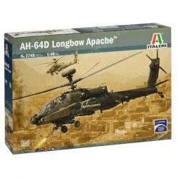 AH-64D Apache Longbow. ITALERI 2748