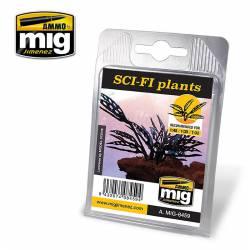 Plantas de ciencia ficción. AMIG 8459