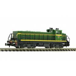 Locomotora diésel serie 10700 RENFE.