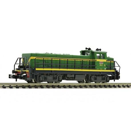 Locomotora diésel serie 10700 RENFE. FLEISCHMANN 722701
