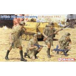 British 8th Army Infantry.