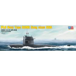 Submarino PLA Navy type 039. HOBBY BOSS 82001