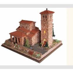 Iglesia de Sta. María de Lebeña. CUIT 03626