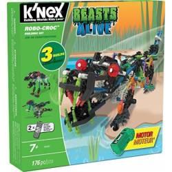 Robot 3 en 1: Robo-Croc. K´NEX 34407
