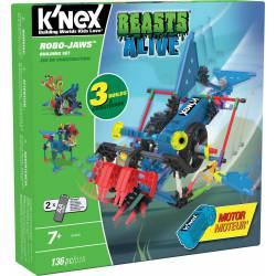 Robot 3 en 1: Robo-Jaws. K´NEX 34406