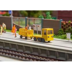 Platform truck. FALLER 180380