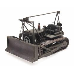US Army Bulldozer D7. ARTITEC 87.123