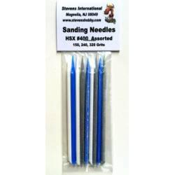 Sanding Needle Set.