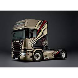 Scania R730 Streamline. ITALERI 3930