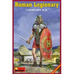 Roman Legionary, I Century A.D. MINIART 16005