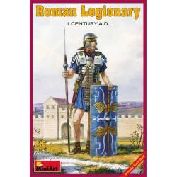 Legionario romano. Siglo II.