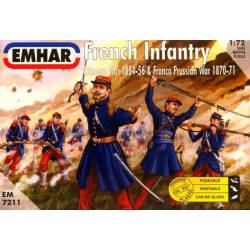 French infantry. EMHAR 7211