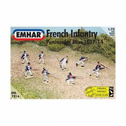 Infantería francesa, 1807-1814. EMHAR 7216