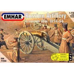 Russian Artillery. EMHAR 7208