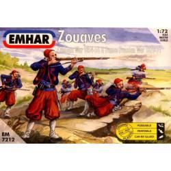 Zouaves. EMHAR 7212