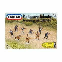 Infantería portuguesa, 1807-1814. EMHAR 7217