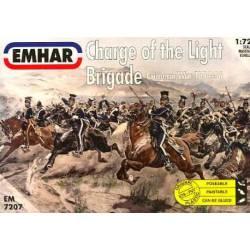 Carga de la Brigada Ligera, Crimea . EMHAR 7207