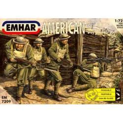 American WWI infantry. EMHAR 7209