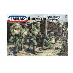 Infantería americana, IGM. EMHAR 3509