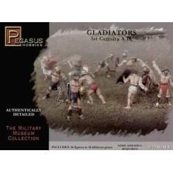 Gladiadores. PEGASUS 7100