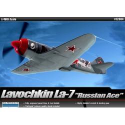 "Lavochkin La-7 ""Russian Ace"". ACADEMY 12304"