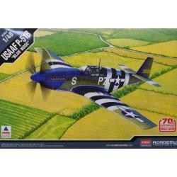 "USAAF P-51B ""Blue Nose"". ACADEMY 12303"