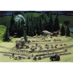 """Set rural """"recogiendo hierba"""". FALLER 272561"""