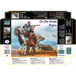 On the Great Plains. MASTER BOX 35189