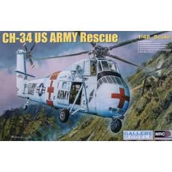 CH-34 US Army Rescue. MRC 64103