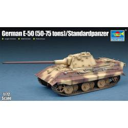 German E-50 Standarpanzer. TRUMPETER 07123