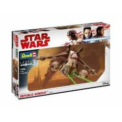 Star Wars: Republic Gunship.