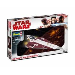 Star Wars: Caza de Jedi de Obi Wan. REVELL 03614