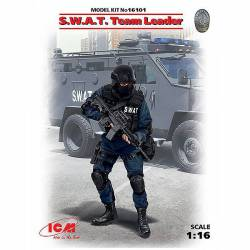S.W.A.T. Team Leader. ICM 16101