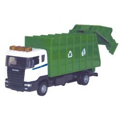 Garbage truck. TEAMA 60932