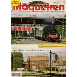 Revista Maquetren, nº 297. Noviembre 2017