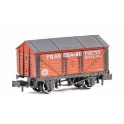 """""""Fradera y Butsems"""" box wagon. PECO NR-P937"""