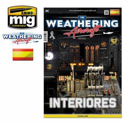 The Weathering Magazine Aircraft: Interiores. AMIG 5107