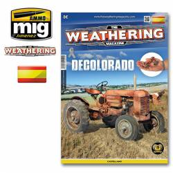 The Weathering Magazine #21: Faded. AMIG 4020