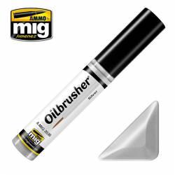 Oilbrusher: silver.