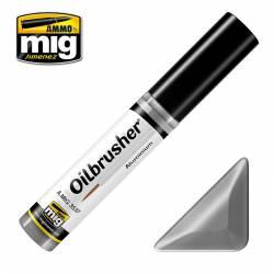 Oilbrusher: acero.