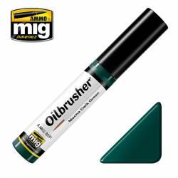 Oilbrusher: Mecha dark green. AMIG 3531