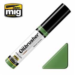 Oilbrusher: Weed green. AMIG 3530