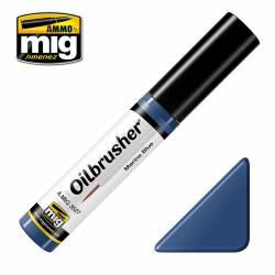 Oilbrusher: azul marino. AMIG 3527