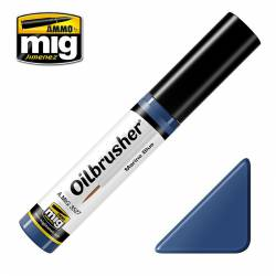 Oilbrusher: marine blue. AMIG 3527