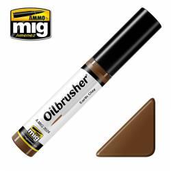 Oilbrusher: tierra arcillosa. AMIG 3524