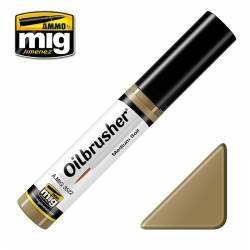 Oilbrusher: tierra media. AMIG 3522