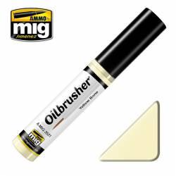 Oilbrusher: amarillo hueso. AMIG 3521