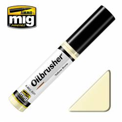 Oilbrusher: yellow bone. AMIG 3521