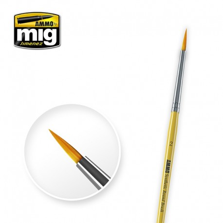 Brush round Nº2. AMIG 8614